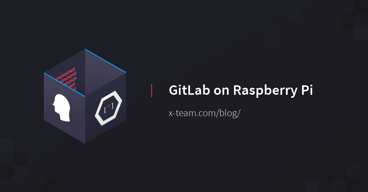 GitLab on Raspberry Pi