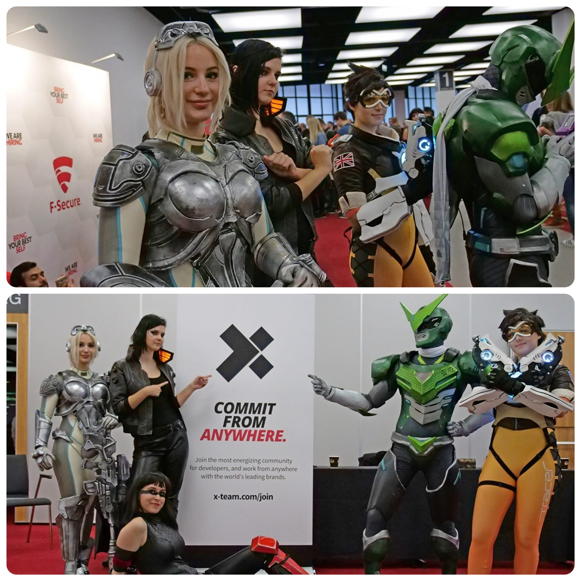 """cosplay"",""X-Team"""