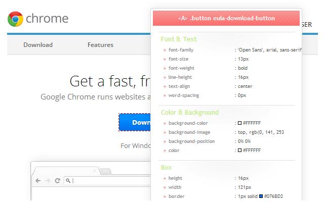 CSSViewer plugin