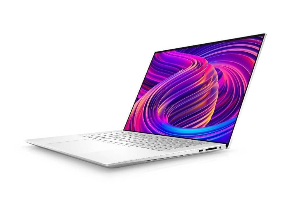 The Dell XPS 15