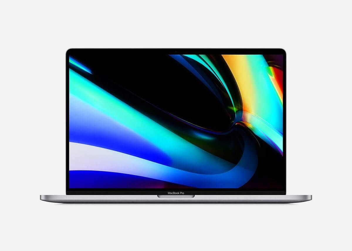 "The MacBook Pro 16"""