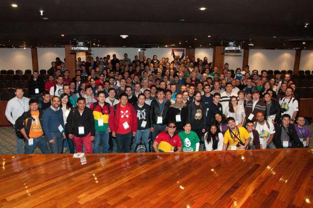 Drupalcon Latinamerica 2015 participants