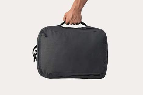 Minaal Carry-on as a Suitcase