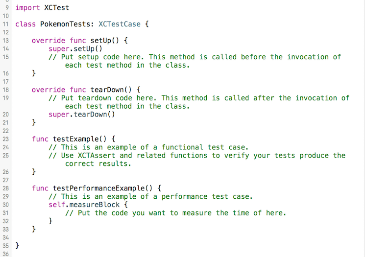 How To Get Started With iOS Unit Tests in Swift