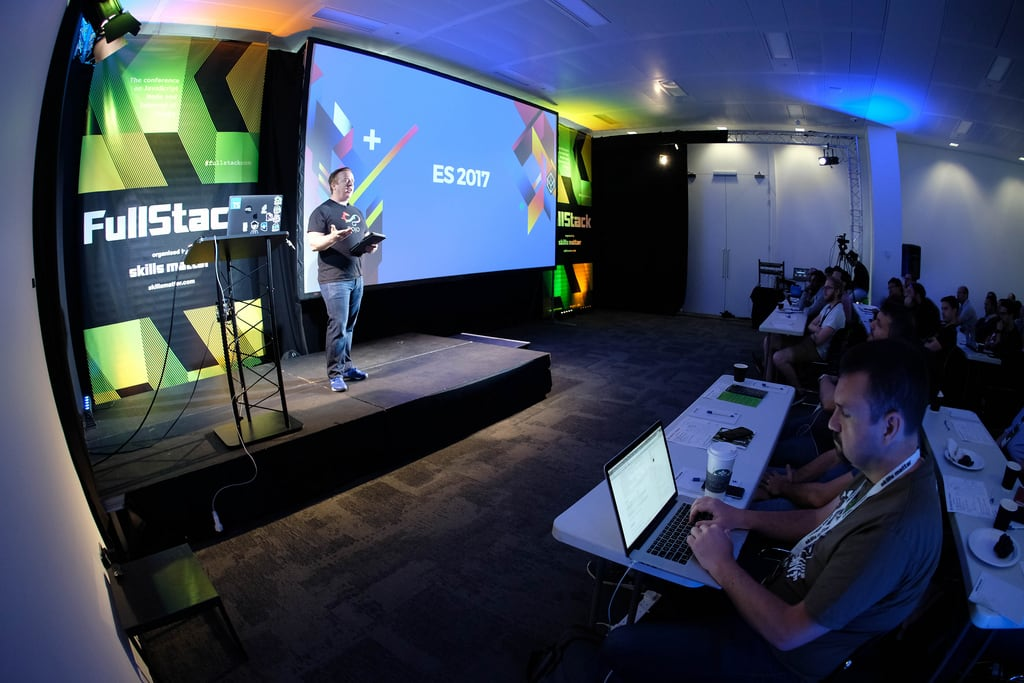 FullStackCon Part 1: The JS Bits
