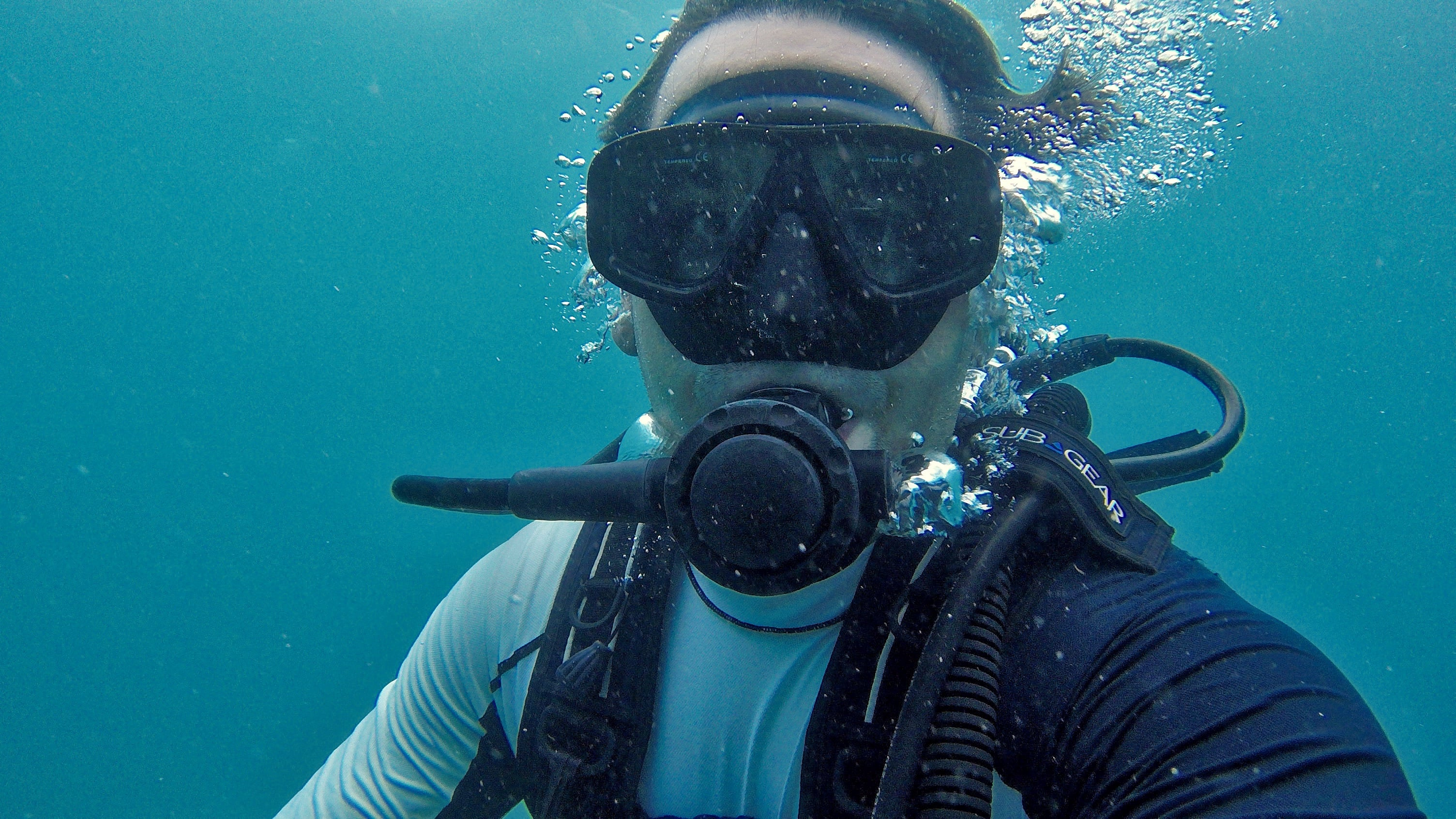 Kuba SCUBA diving