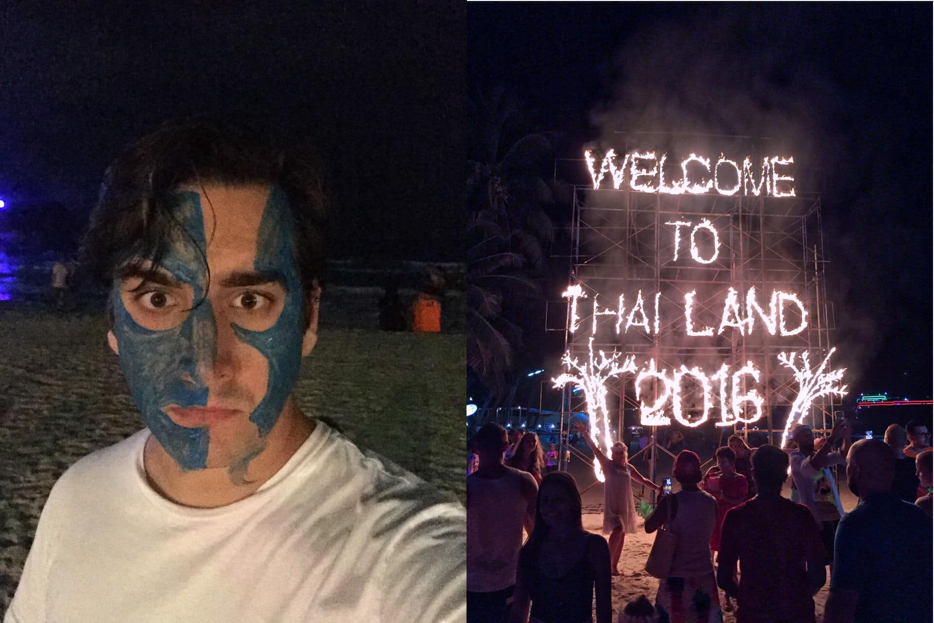 X-Team goes to the Full Moon Party