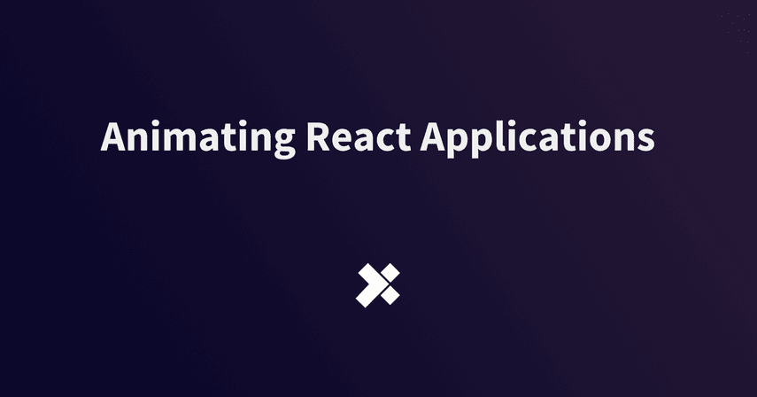 Animating React Applications