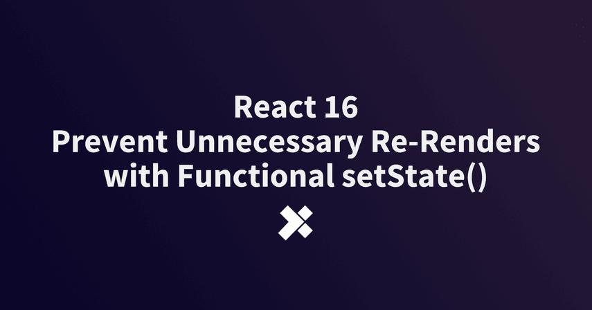 React force render