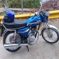 Honda 125 2006 model islambad registerd