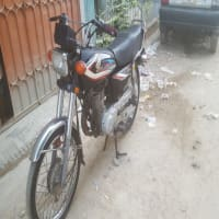 Honda 125cc good condition