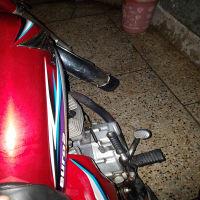2015 honda cg 125 motorcycle