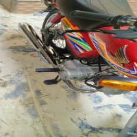 2020 honda CD70 bike