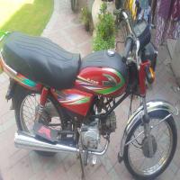 United 100cc bike in Lahore