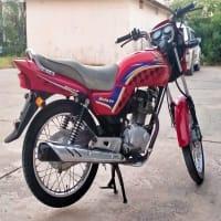 Honda-CG-125-Deluxe