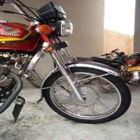 Applied for Honda CG125