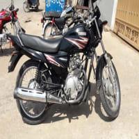 yahama-ybz-125-Good-condition-