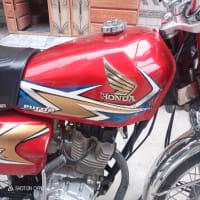 Honda-CG-125-2020-model