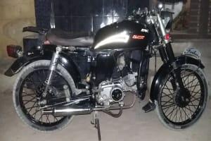 modified bike sale