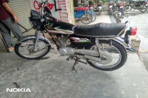 Honda 125 Hyderabad registered