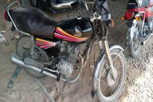 Honda CG125 for sale