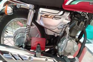 Honda 125 special edition