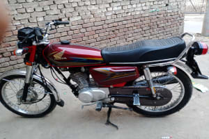 honda cg 125 fit bike