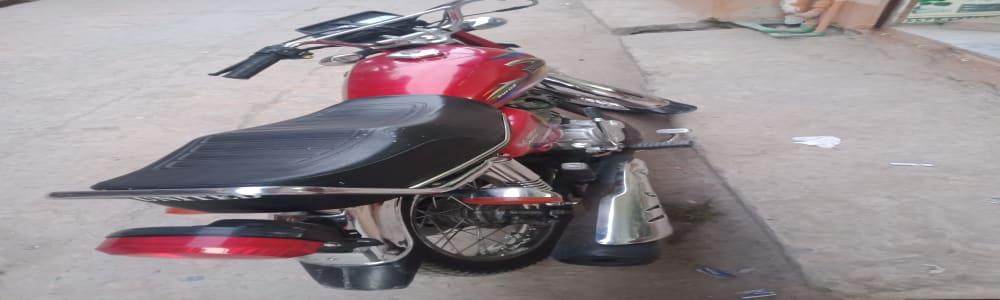 2019 United 125cc bike