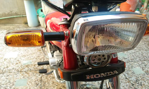 new Honda CD 70