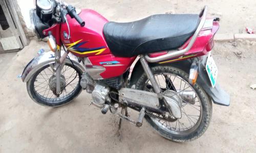 Yamaha Junoon 100Cc