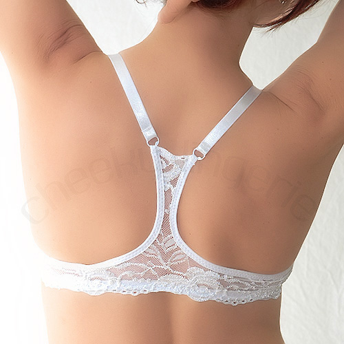 fe1065244c927 A B C D DD PERFECT FIT Underwire Hot Sexy RACERBACK FRONT Close ...