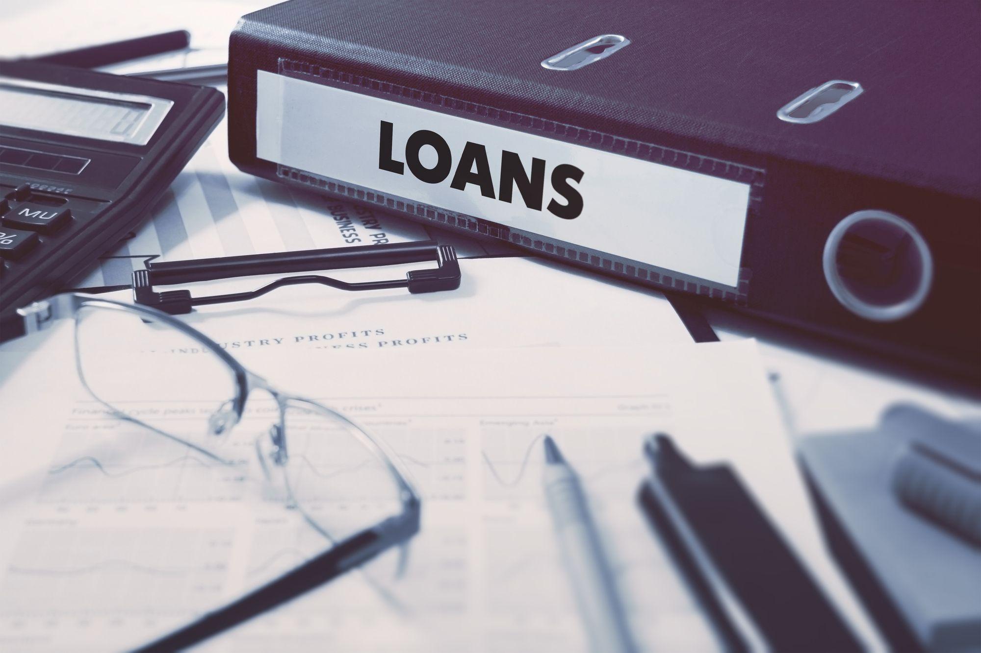 Loans on Ring Binder