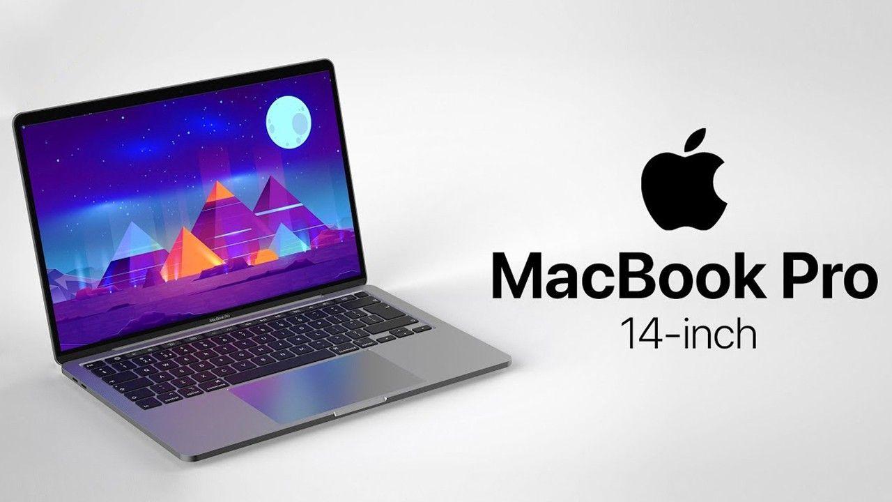 Macbook pro 14 inch 2021