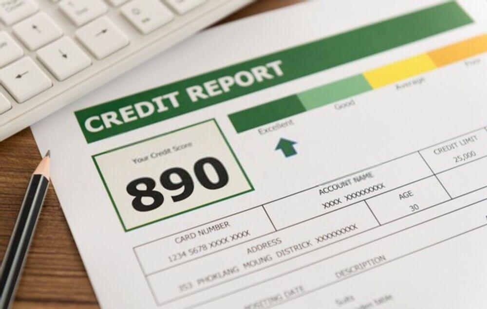 Credit Report In Good Standing