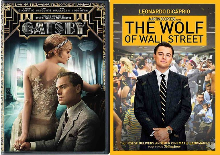 Gatsby and Jordan are both played by Leonardo Dicaprio