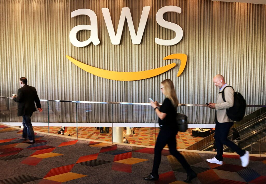 AWS plays a huge role in Amazon's ecosystem