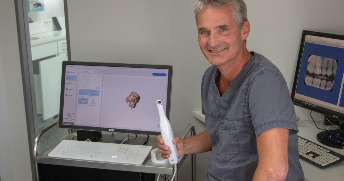 Når analoge tannleger blir digitale
