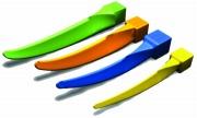 PLASTKILER G-WEDGES MEDIUM ORANGE 100 STK GARRISON