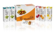 DRY MOUTH GEL ASSORTERT 10 STK TUBER GC