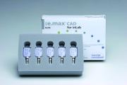 E.MAX CAD CEREC/inLab LT D2 C14 5 STK