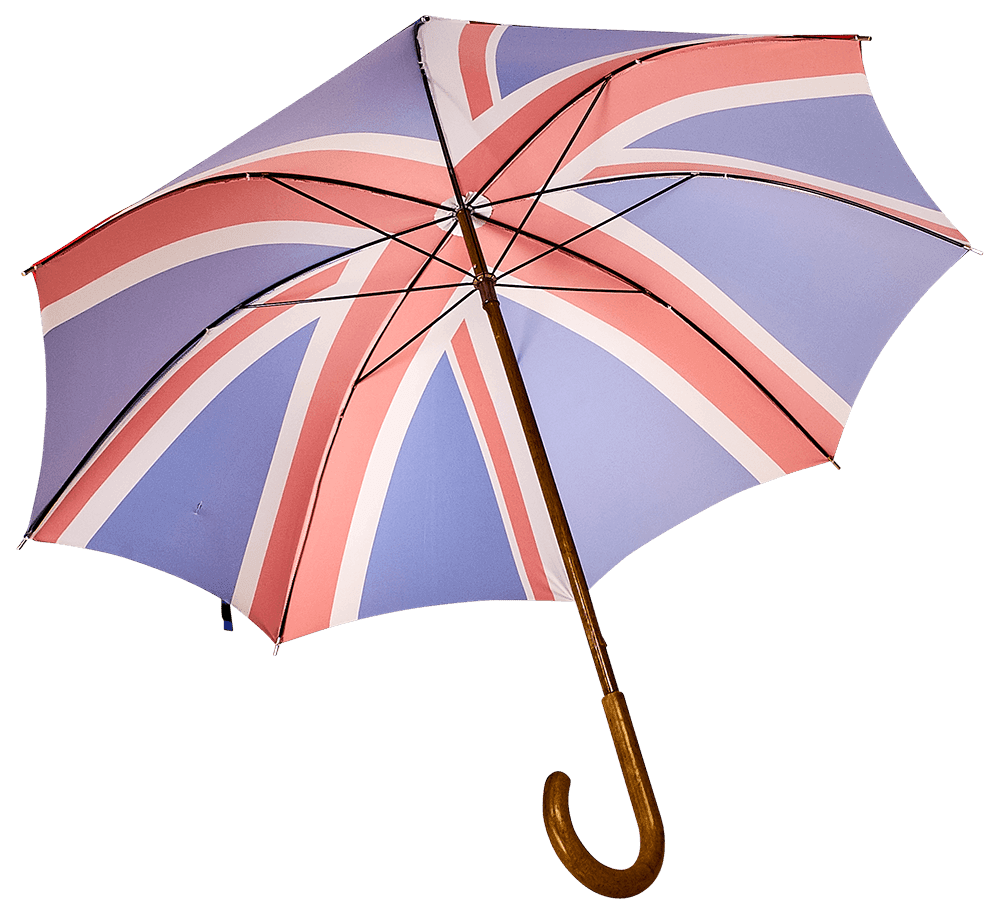 Ombrelli personalizzati modello UK interno