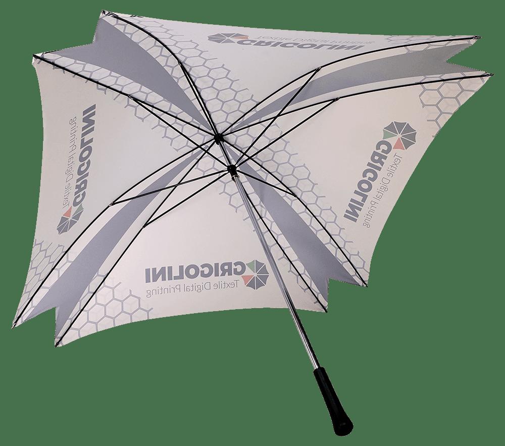 Ombrelli personalizzati modello poster