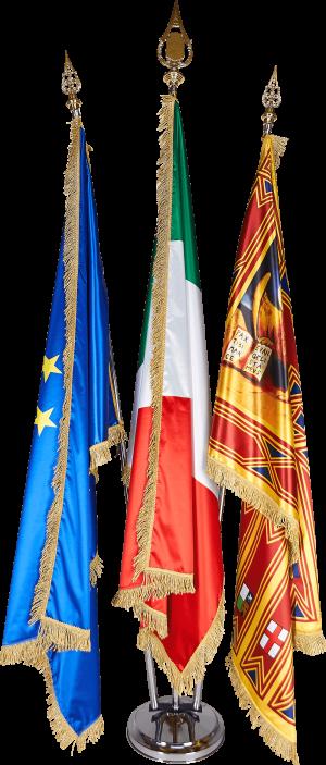 Bandiere Bifacciali