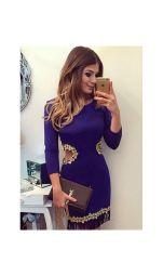Rochie Eleganta Purple Wonder
