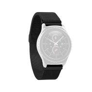 Curea metalica neagra tip Slim pentru Huawei Watch W1