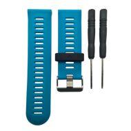 Curea din silicon albastra V2 pentru Garmin Fenix 3