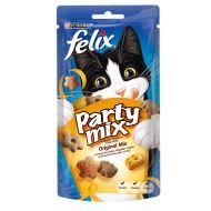 Recompense pentru pisici Felix Party Mix Original Mix 60gr