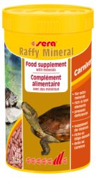 Hrana pentru reptile Sera Raffy Mineral 250 ml