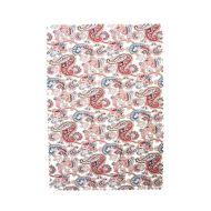 Suport textil pentru farfurii, motive orientale