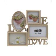 Rama foto, Love, colaj